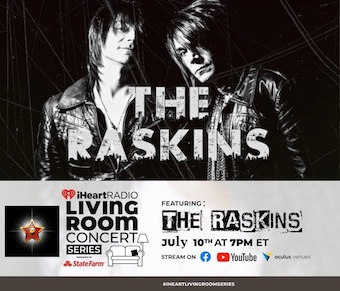 The Raskins iHeartRadio